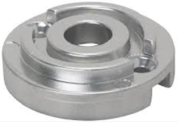 スラスター亜鉛 アノード 60/75/95KGf 丸板型