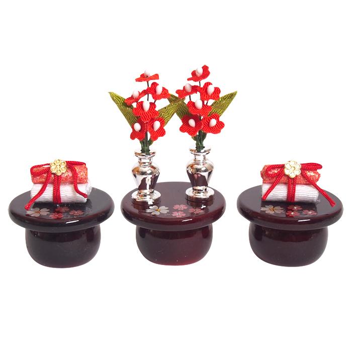 巻物飾り 江原三品 かわいい雛道具 和小物 ディスプレイ 単品販売 雛飾り 和風 インテリア