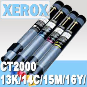 CT200 013K / 014C / 015M / 016Y /  XEROX リサイクルトナー ※リターン品(トナー空き回収後1週間) トナー全品宅急便無料!(他商品との同梱は承れません)10P05Nov16