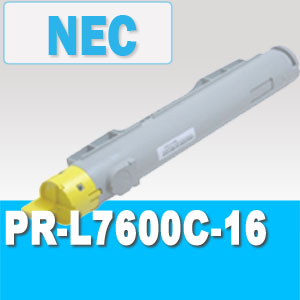PR-L7600C-16Y/-17M/-18C NEC対応  リサイクルトナー ※平日AM注文は即納(代引を除く)トナー全品宅急便無料!(他商品との同梱は承れません)10P05Nov16