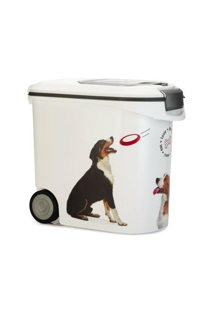 生活用品で世界中で有名なCURVERからペット用品が登場 トレンド ※再入荷しました Curver Pet Life Style カーバーペットライフ NEWドッグフードコンテナDOG ドッグフードストッカー 35L 12KG 正規店