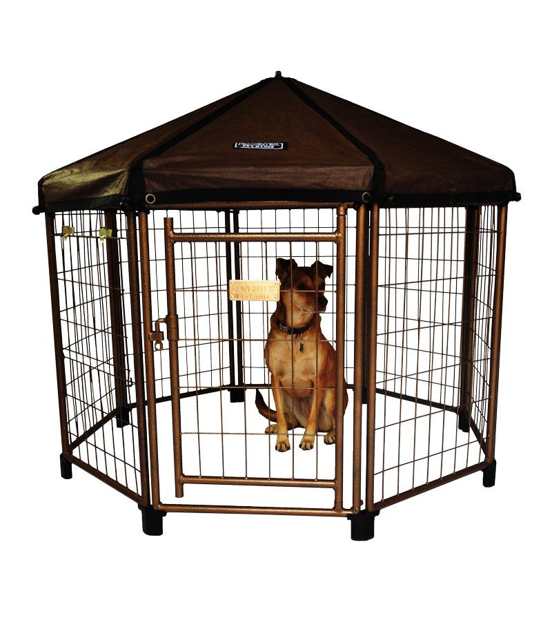 【ADVANTEK】ペットのアウトドアキャンプテントケージです!アメリカアドバンテック ドッグハウス THE CABANA Pet Gazebo アウトドアケンネル【サークル ケージ ハウス お散歩 ドライブ アウトドア お出かけ】