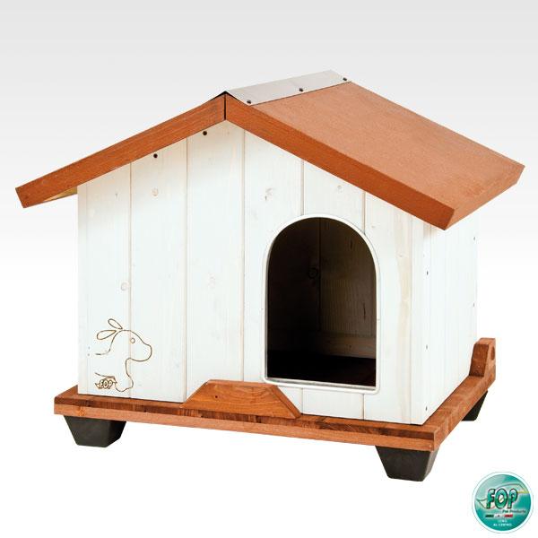 ※Sサイズ※【イタリアFOP】日本初上陸!イタリアからおしゃれなドッグハウスが新登場!イタリアFOP社製木製犬小屋!ドッグハウステキーラS【犬小屋 ドッグハウス 屋外 室内 ベッド】