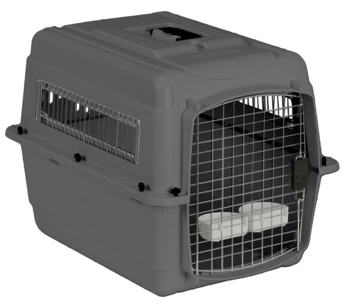 【ペットメイト】特に丈夫な高い強度を持つ強化プラスチック製のバリケンネルです。PETMATEスカイケンネルXS【バリケンネル ペットカート お散歩 ドライブ アウトドア お出かけ 小型犬 災害 避難 防災】