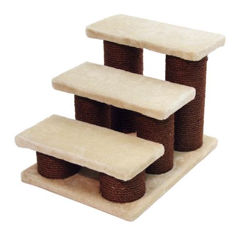 ※本で紹介されました※【ドイツKerbl】人気の木製キャットステップです。ドイツKerbl社キャットステップ イージークライムアニマルステップ【階段 キャットツリー ネコタワー 猫タワー ねこタワー ハンモック 高級 ねこカフェ 猫カフェ ネコノミクス】