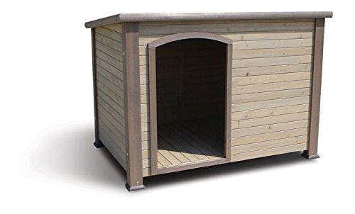 【PrecisionPet】アメリカプレシジョンペット社 ドッグハウス エクストリームログキャビン タープ Sサイズ 【犬小屋 ドッグハウス】