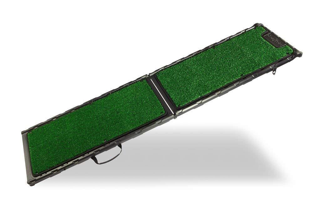 ※画期的!人工芝付きスロープです!※GEN7PETS 新発売 耐荷重115kgまでのドライブ用スロープ!GEN7PETS ペットステップ ナチュラルステップ ペットランプ
