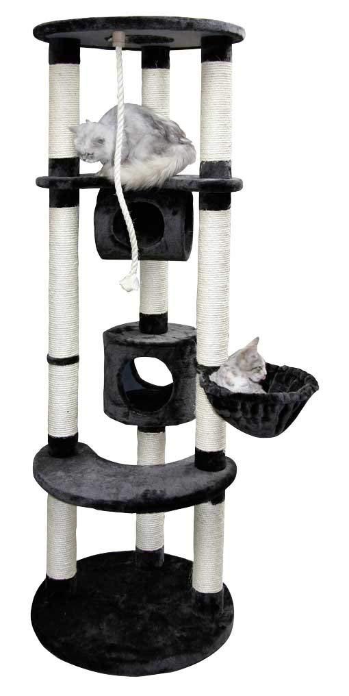 【ドイツKerbl】キャットタワー エンパイア 【キャットツリー クローゼット 猫タワー ねこタワー ハンモック 高級】