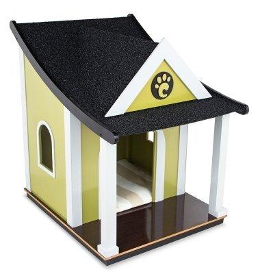 【Carlu Pet House】犬小屋 ブラジルCarlu Pet House ドッグハウス コテージラグジュアリードッグハウス【犬小屋 ドッグハウス】
