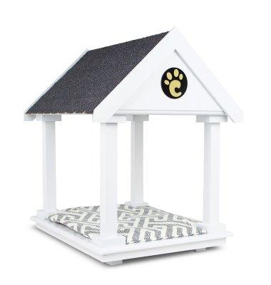 【Carlu Pet House】犬小屋 ブラジルCarlu Pet House 室内ドッグハウス バンガローラグジュアリードッグハウス 【犬小屋 ドッグハウス】
