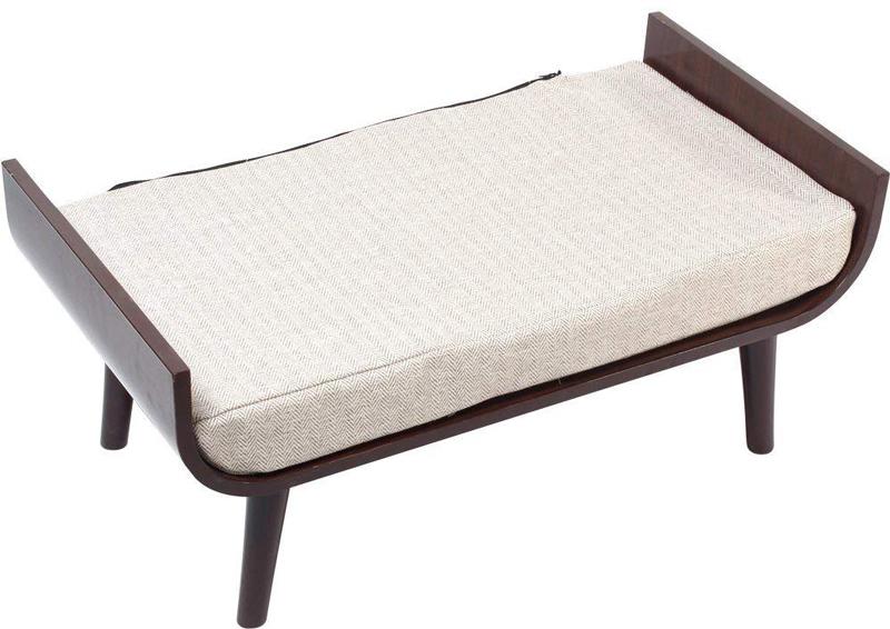 【アメリカPENNPLAX】美しいハイスタイルデザインの猫ちゃん用ベッド!CatWalkラグジュアリーラウンジャーベッド