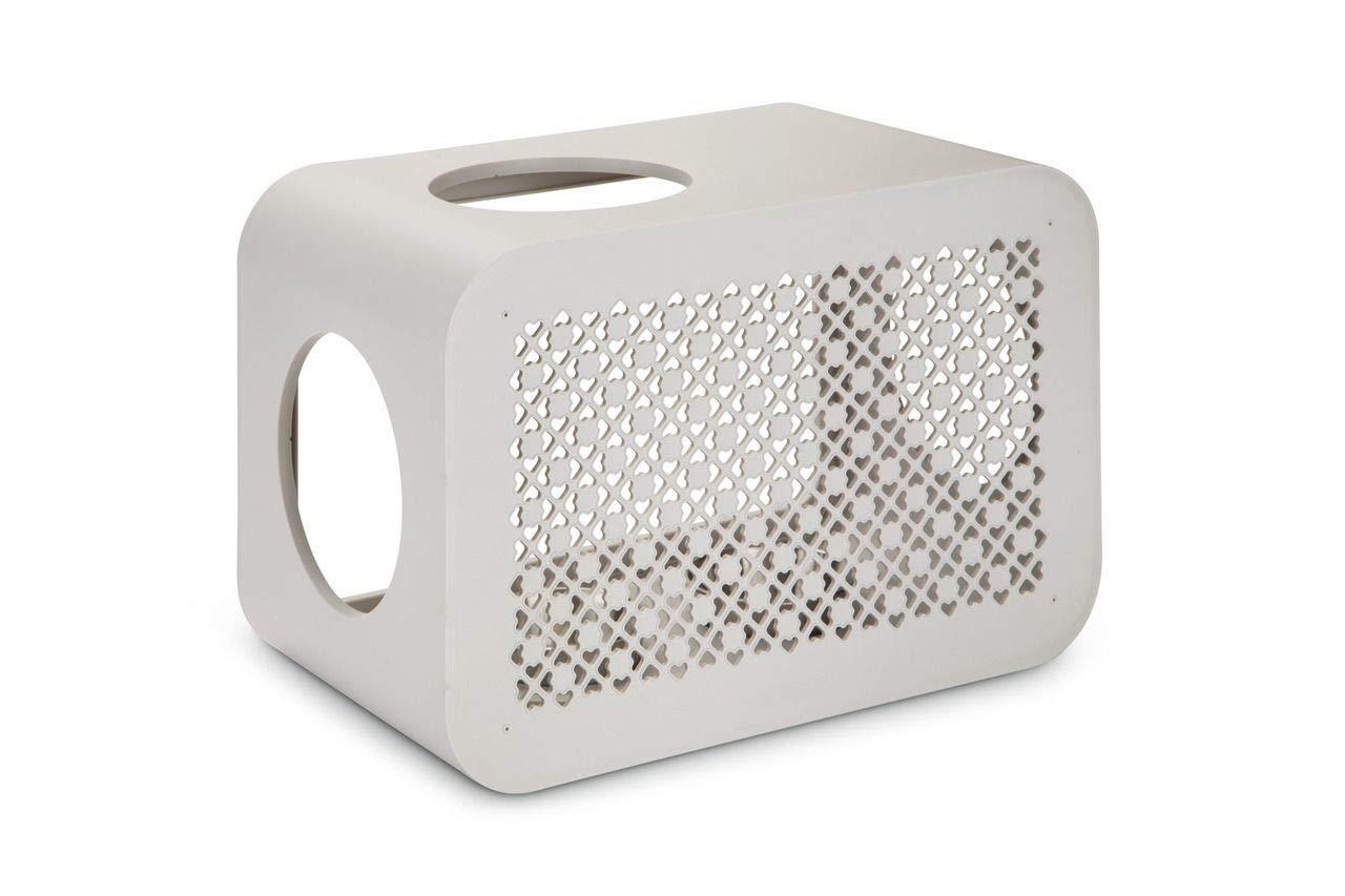 【オランダBEEZTEES】自分の好きなパーツを組み合わせて作るキューブタワー キャットキューブ ダイナー グレー 【猫ハウス キャットハウス 保護猫】