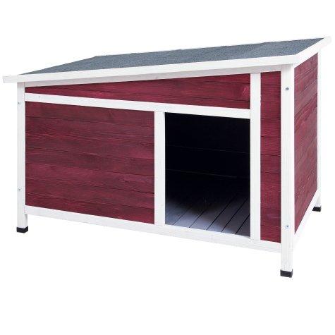 ※珍しいリバーシブルの犬小屋です!【PrecisionPet】アメリカプレシジョンペット ドッグハウス リバーシブルパネルドッグハウス 【犬小屋 ドッグハウス】