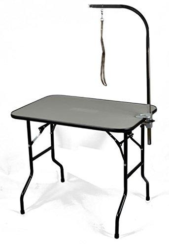 【PrecisionPet】アメリカプレシジョンペット社グルーミングテーブル プロフェッショナルグルーミングテーブル S トリミングアーム&リードセット