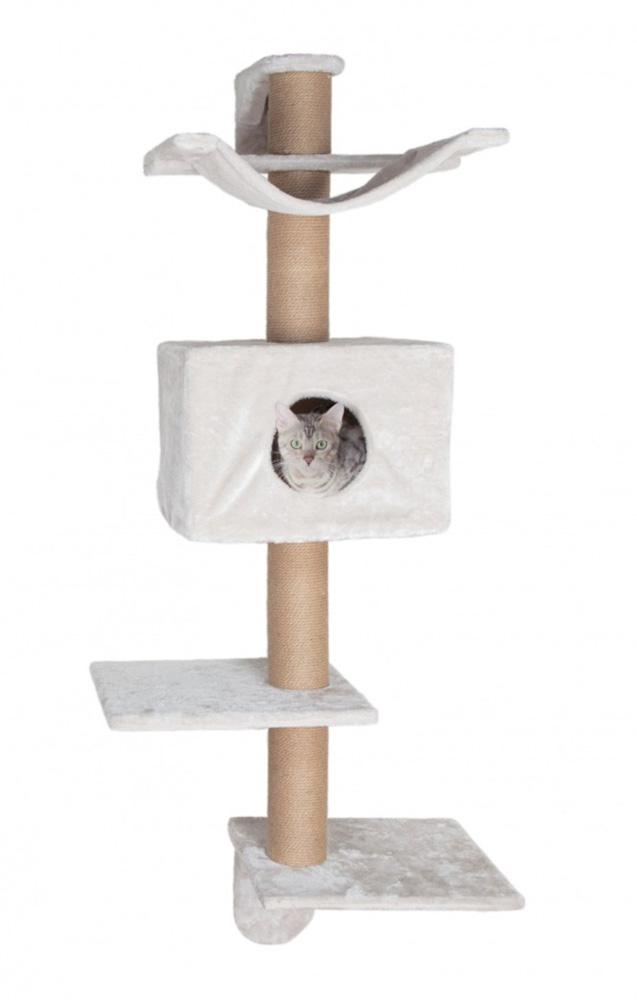 【ドイツTRIXIE】壁取り付け用キャットタワー ディナスクラッチングポストキャットタワー