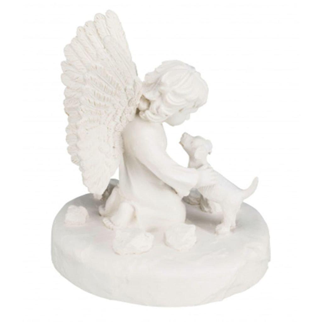 ポリエステル樹脂でできたメモリアルグッズです ドイツTRIXIE メモリアルグッズ ショッピング ペット用メモリアルグッズ メモリアルスト 限定品 Dog ーン with Angel
