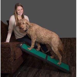 【PET GEAR】アメリカペットギア社ペットスロープ BIフォールドトラベルライトペットスロープ with supertraX