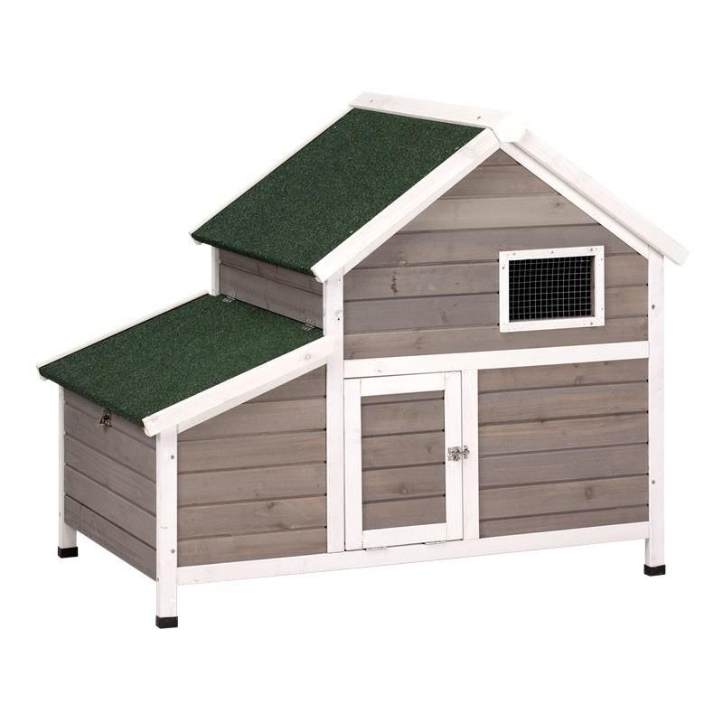 【スペインCOPELE】鳥小屋 スペインCOPELE 屋外用木製バードケージ Francia