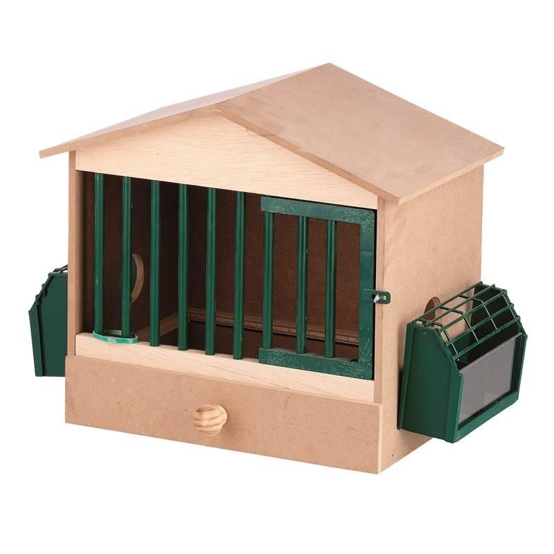 【スペインCOPELE】鳥かご スペインCOPELE バードケージ パートリッジウッドハウスケージ1セクション