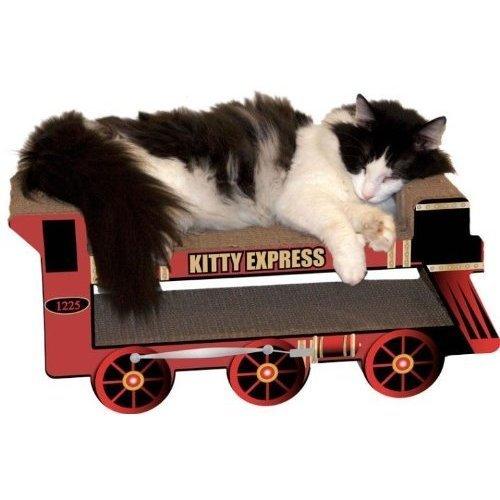 【ImperialCat】猫用爪とぎ ImperialCat インペリアルキャット 猫用爪とぎ ホリデイエクスプレストレイン