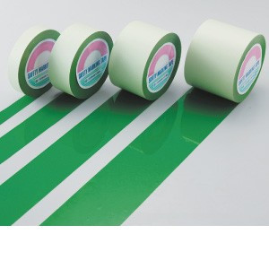 【最大1000円OFFクーポン発行中】日本緑十字社 ガードテープ GT-251G 緑 148012
