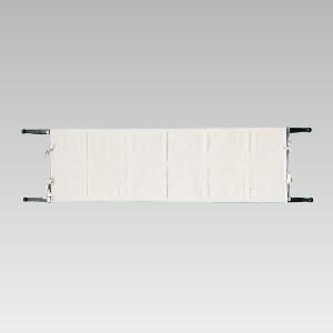 【最大1000円OFFクーポン発行中】ユニット UNIT 防災用品 376-72 担架 スチール製 綿帆布