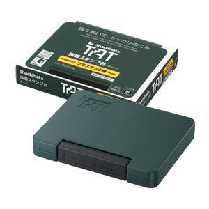 なつ印の可能性を大きく広げるシヤチハタのTAT タートスタンプシリーズ はんこやドットコム シャチハタ 強着スタンプ台 流行のアイテム タート プラスチック用 中形 黒 ATPN-2-K 油性染料系 スタンプ台 TAT 文房具 メール便配送対応商品 Shachihata 文具 スタンプパッド しゃちはた 信用 ビジネス シヤチハタ 事務用品 インク