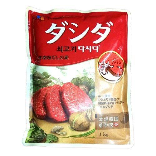 牛肉 ダシダ1 干しダラ 鱈スープ 韓国調味料 韓国 チープ 価格交渉OK送料無料 ダシダ1kg 食材 スープ 韓国だし 白雪