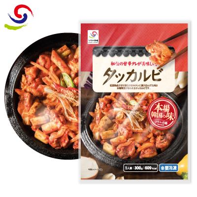 新商品・日本国内生産 新商品【ソウル市場】タッカルビ300g*1~2人前(冷凍)