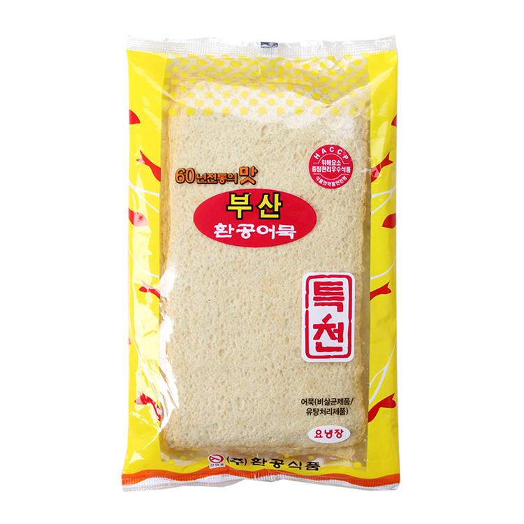 冷凍、韓国食材、おでん、ソウル市場  丸工四角おでん(10枚入り) (韓国おでん,冷凍)