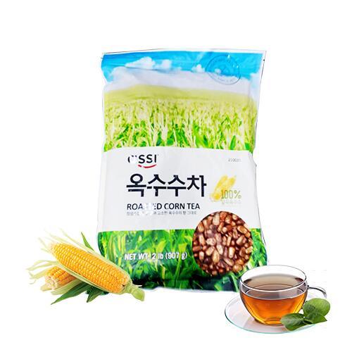 韓国お茶 限定タイムセール 美容 時間指定不可 ダイエット コーン茶 アシ とうもろこし茶 907g