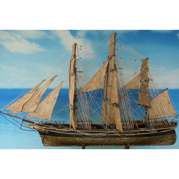 帆船模型 カティーサーク・カッパー L (完成品)