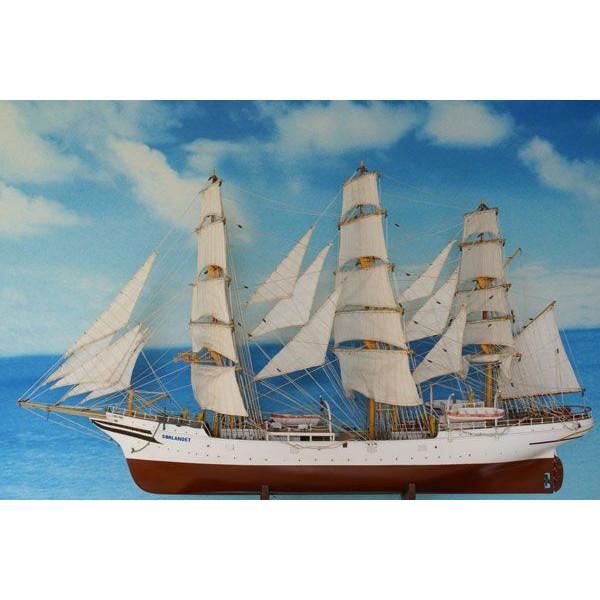 帆船模型 ソーランドゥ L( 完成品)