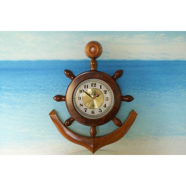 時計つき錨 L (60cm)