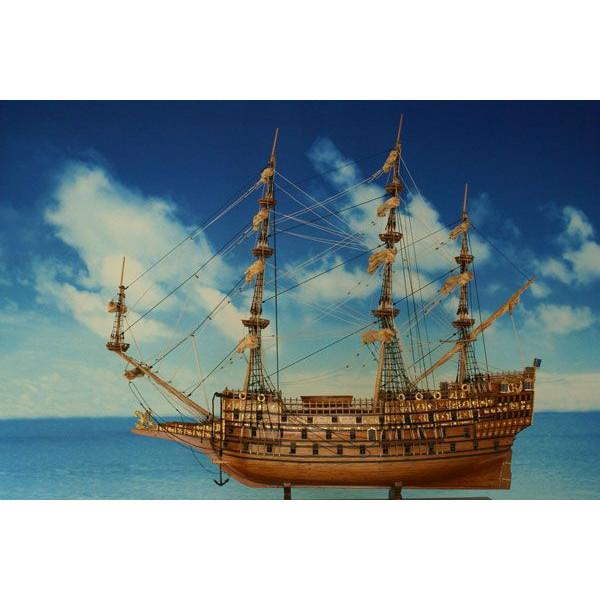 帆船模型 ソヴリン・オヴ・ザ・シーズ L (完成品)
