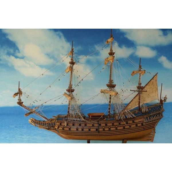 帆船模型 ヴァーサ M (完成品)