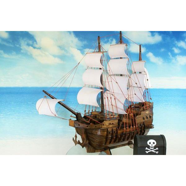 帆船模型 夢帆船オリジナル M (完成品)