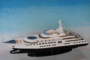 帆船模型 Pelorus(ペロルス) (完成品)