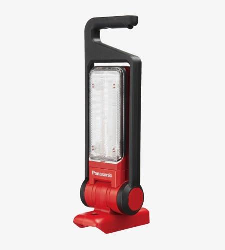 パナソニック 工事用充電LEDマルチ投光器(赤)EZ37C3-R 本体のみ Panasonic