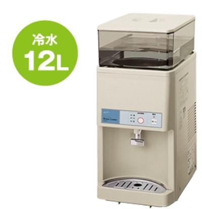 ナカトミ ウォータークーラー 12L冷水タイプ NWF-12T2 手軽 冷水 給水  オフィス・現場事務所・工場などに。 送料無料