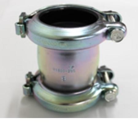 横浜ゴム フレックスマスターカップリング(FMC) 2 M1600-200-0400 簡単取付 カップリング 配管 ジョイント 継手 50A