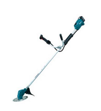 【マキタ】充電式草刈機 バッテリー・充電器付き MUR182UDRF 驚きの軽さ!女性でも扱いやすい。充電式なのにパワフルな刈り込み! 草刈正雄のCMでおなじみ 園芸/農作業 送料無料