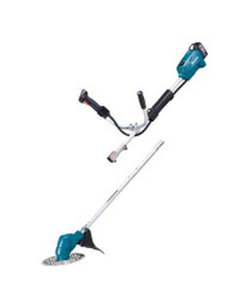 【マキタ】充電式草刈機 分割棹 バッテリー・充電器付き MUR186UDRF 驚きの軽さ!女性でも扱いやすい。充電式なのにパワフルな刈り込み!草刈正雄のCMでおなじみ 園芸/農作業 送料無料