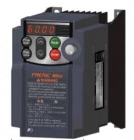 富士電機 コンパクト型インバータ FRN0.1C2S-2J 0.1kW 3相200V FRENIC-Mini (0.1C1S-2Jの後継品番)