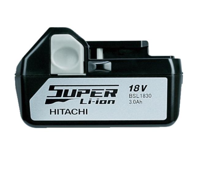 日立工機 18V リチウムイオン電池 3.0Ah BSL1830 コードレス工具用蓄電池