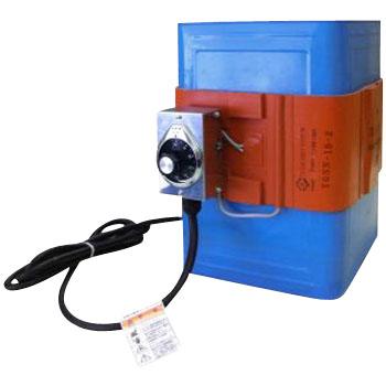 ヤガミ 一斗缶用バンドヒーター YGSN-18-2 単相200V 【送料込】 PSE対応 PSE適合製品 (電気用品安全法) 加熱 保温 一斗缶用 容器用電気ヒーター 塗料 ペンキ 液体 溶かす やわらか