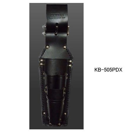 ニックス(KNICKS) KB-505PDX チェーン式/圧着ペンチ・ハンドプレス・ポンプライヤー・ペンチ・通信用ニッパ・ドライバーホルダー 腰袋 工具袋 道具袋