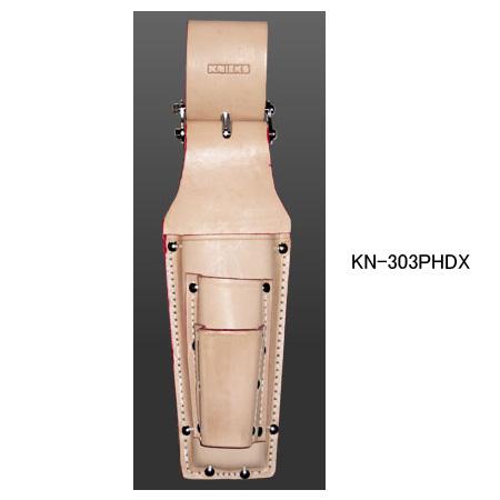 ニックス(KNICKS) KN-303PHDX チェーン式 圧着ペンチ・ポンププライヤー・ペンチニッパホルダー 腰袋 工具袋 道具袋