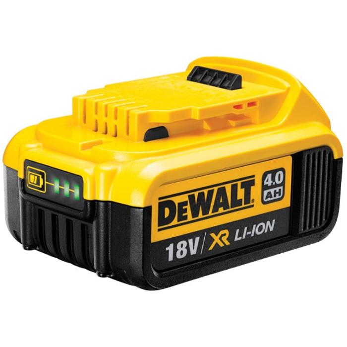 デウォルト (DEWALT) 18Vリチウムバッテリー DCB182 4.0Ahリチウ充電池 残量インジケーター付