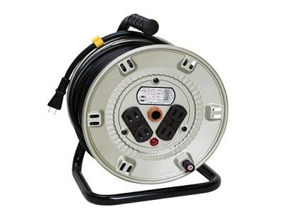 日動工業 電工ドラム 30mタイプ NP-304D 売れ筋 屋内型 2芯 標準型ドラム アース無し